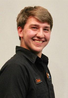 Chris Coleman - Service Tech
