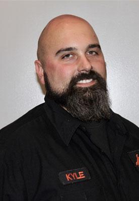 Kyle Isak - Service Tech